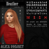 Alice Project - Heather - Infinity