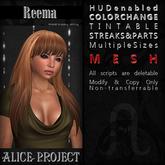 Alice Project - Reema - Infinity