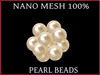 T-3D Creations [ PEARL BEADS - The cluster of pearls - ] Micro MESH - Full Perm -