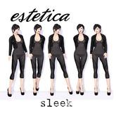 estetica: sleek (mini pack)