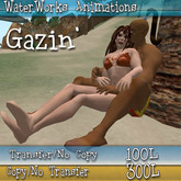 WaterWorks Couples Animation - Gazin - Transfer