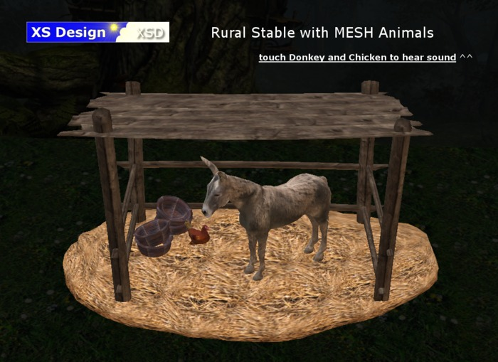 XSD_Rural Stable ;D  (boxed)