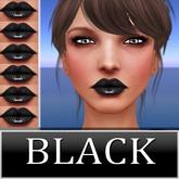 (unicorndreams) Black UniGloss Lipcolor