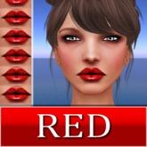 (unicorndreams) Red UniGloss Lipcolor