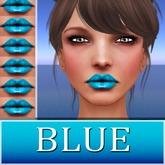 (unicorndreams) Blue UniGloss Lipcolor
