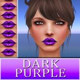 (unicorndreams) Dark Purple UniGloss Lipcolor