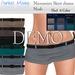 [PM] Micromini Skirt  Jeans Mesh+HUD DEMO
