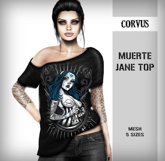 Corvus : Muerte Jane Top