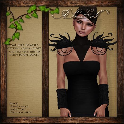 .:GSpot:. A Sirens Call BLACK
