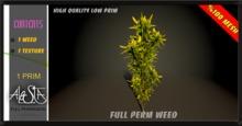 ALESTA << Mesh Weed Plant 3 Full Perm