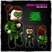 [LR]Green Lantern 2 - Micro Mesh Avatar - SPECIAL PRICE!