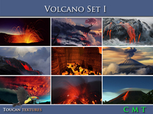 [Toucan Textures] Volcano Set I