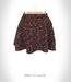 *MIMOSA* Fancy Leopard Skirt