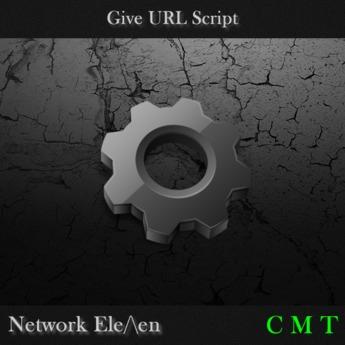 Give URL Script