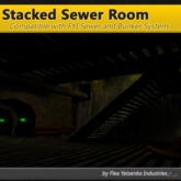 FYI] Stacked Mesh Sewer Station for Sewer Tunnel Kit
