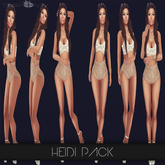 .[ pose+ivity ]. Heidi Pack