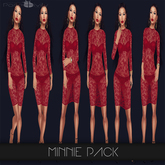 .[ pose+ivity ]. Minnie Pack