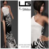 [LG] K Collection Justine Maxi Dress Hud