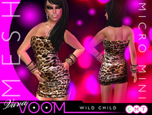 VaVaVOOM ! - Micro Mini > Wild Child *MESH*