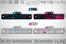 [SINSE] HUD Animation Overrider v.Lite (v3.2)