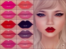 {Tilly} - Multi-Colored Lipsticks