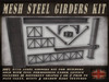 Industrial Steel Girders Kit