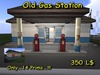[AIKIOTO] Old Gas Station (Box)