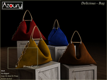 AZOURY - Delicious Bag Honey Gold