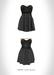 *MIMOSA* Leather Dots Dress