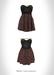 *MIMOSA* Leather Leopard Dress