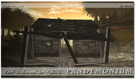 Pandemonium: Old Shack