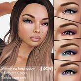 [XCW] Shimmering Eyeshadow