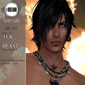 (Red)Sand Originals_The Beast  _TAN