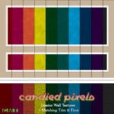 Candied Pixels Wall Textures + Matching Carpet Floors 8