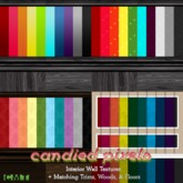 Candied Pixels Wall Textures + Matching Floors Fatpack 5-8