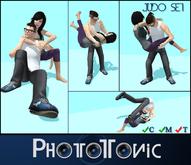 ~{PhotoTonic}~ .Judo Set.