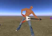 guitars MEGA SOUND ROCK AMAZING, FULL PERM