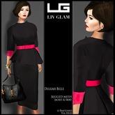[LG] Boutique-[Summer 13] Delilah Belle Power Suit 1 Hud