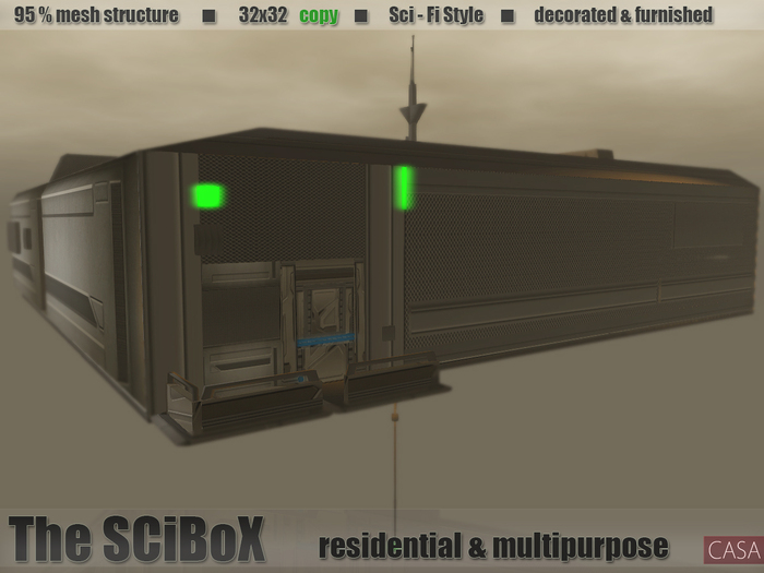 The SciBoX