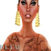- B L E U - Solitude Earrings *Gold*
