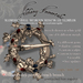 """) AI ( -* PROMO *- """"Ami amet deli pencet"""" French Brooch (Unisex/Change Metals/Gems/Size)"""