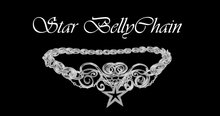 Star Belly Chain Plat