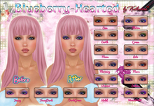 KATHAARIAN - Make Up - Blueberry-Hearted