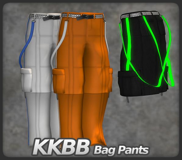 KKBB Bag Pants
