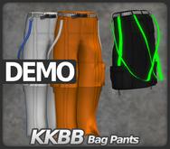 KKBB Bag Pants Demo