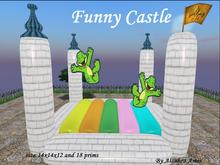 Funny Castle (By Alzahra Ames)