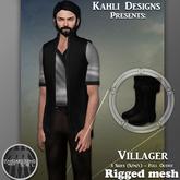 {KD} Kahli Designs - Wayfarer - White