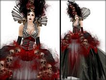 Boudoir Halloween-★Beautiful Death Couture★