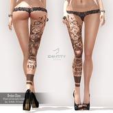 .Identity. Body Shop - Amanda Shape