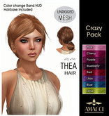 Amacci Hair ~ Thea - Crazy Pack